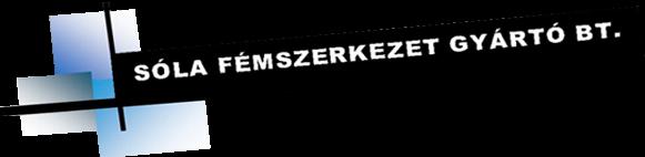 Sóla Fémszerkezet Gyártó Bt.